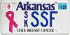 2012 Arkansas Breast Cancer graphic # SSF