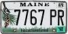 2012 Maine graphic # 7767-PR