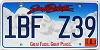 2014 South Dakota graphic # 1BF-Z39