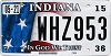 2015 Indiana In God We Trust graphic # WHZ953