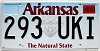 2016 Arkansas Diamond graphic # 293-UKI