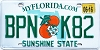 2016 Florida Orange graphic # BPN-K82