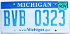 2016 Michigan graphic # BVB-0323
