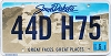 2017 South Dakota graphic # 44D-H75