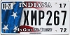 2017 Indiana In God We Trust graphic # XMP267