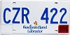 2018 Newfoundland and Labrador # CZR-422