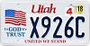 2018 Utah In God We Trust # X926C