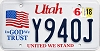 2018 Utah In God We Trust # Y940J