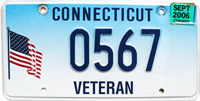 Connecticut License Plates
