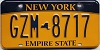 New York Empire State # GZM-8717