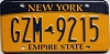 New York Empire State # GZM-9215