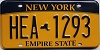 New York Empire State # HEA-1293