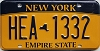 New York Empire State # HEA-1332
