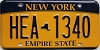 New York Empire State # HEA-1340