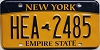 New York Empire State # HEA-2485