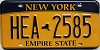 New York Empire State # HEA-2585