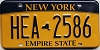 New York Empire State # HEA-2586