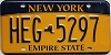New York Empire State # HEG-5297