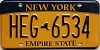 New York Empire State # HEG-6534
