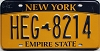 New York Empire State # HEG-8214