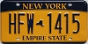 New York Empire State # HFW-1415