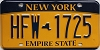 New York Empire State # HFW-1725