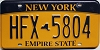 New York Empire State # HFX-5804