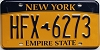 New York Empire State # HFX-6273