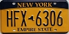 New York Empire State # HFX-6306