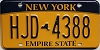 New York Empire State # HJD-4388