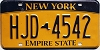 New York Empire State # HJD-4542