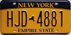 New York Empire State # HJD-4881