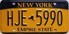 New York Empire State # HJE-5990