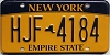 New York Empire State # HJF-4184