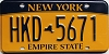 New York Empire State # HKD-5671