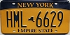 New York Empire State # HML-6629