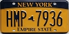New York Empire State # HMP-7936
