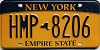 New York Empire State # HMP-8206
