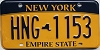 New York Empire State # HNG-1153