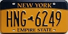 New York Empire State # HNG-6249