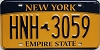 New York Empire State # HNH-3059