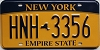 New York Empire State # HNH-3356