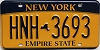 New York Empire State # HNH-3693
