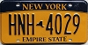 New York Empire State # HNH-4029