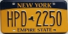 New York Empire State # HPD-2250