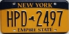New York Empire State # HPD-2497