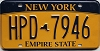 New York Empire State # HPD-7946