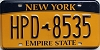 New York Empire State # HPD-8535