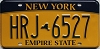 New York Empire State # HRJ-6527