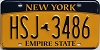 New York Empire State # HSJ-3486